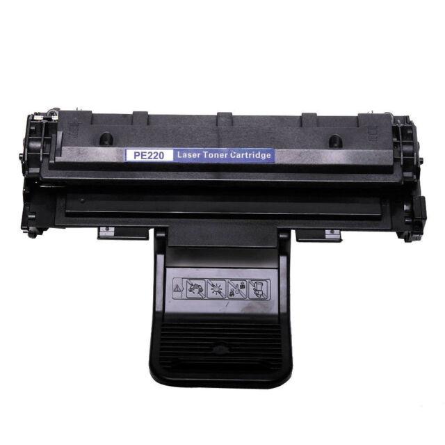 5x PE220 CWAA0683 Toner Cartridge for Fuji Xerox WorkCentre PE220 Printer