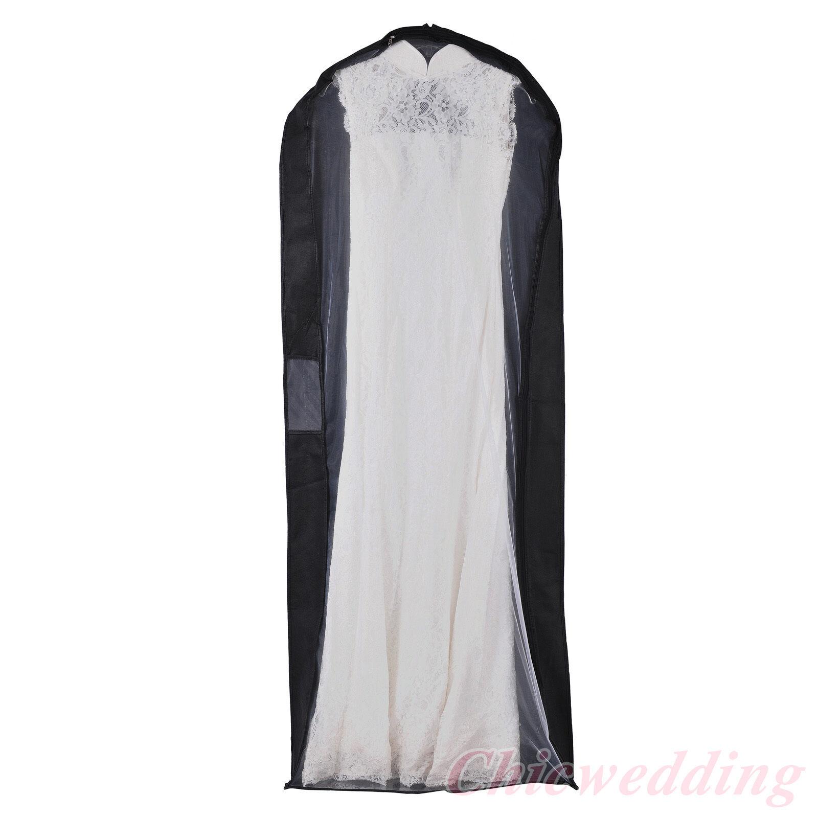 Wediding Travel Garment Bags Wedding/evening Ball Gown Dress Suit ...