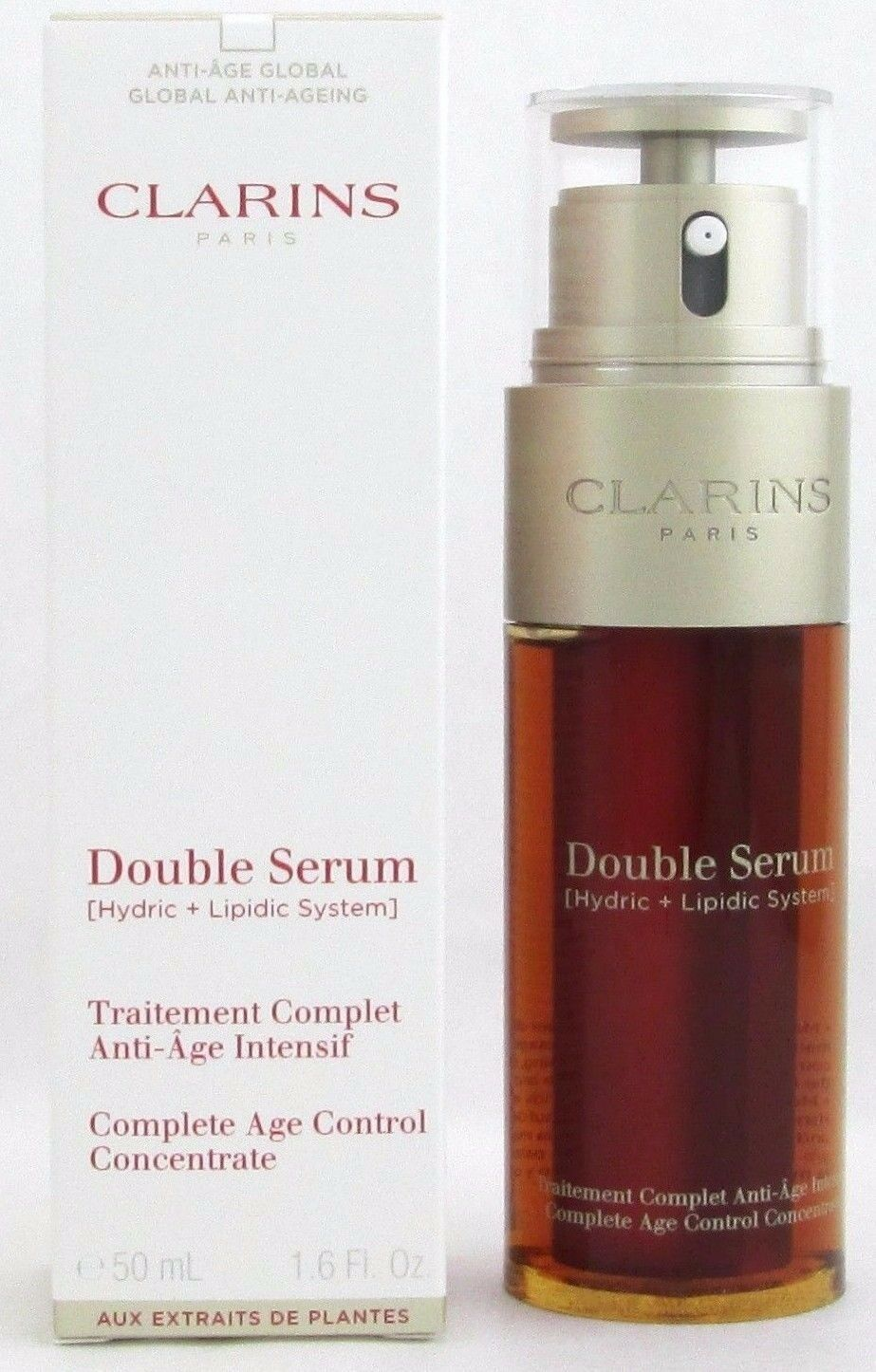 Double Serum by Clarins #14