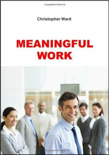 (Good)-Meaningful Work: How to Find Meaning in Work, and Make Work Meaningful (P