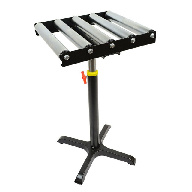 oasis machinery t2235 5 roller conveyor table | ebay