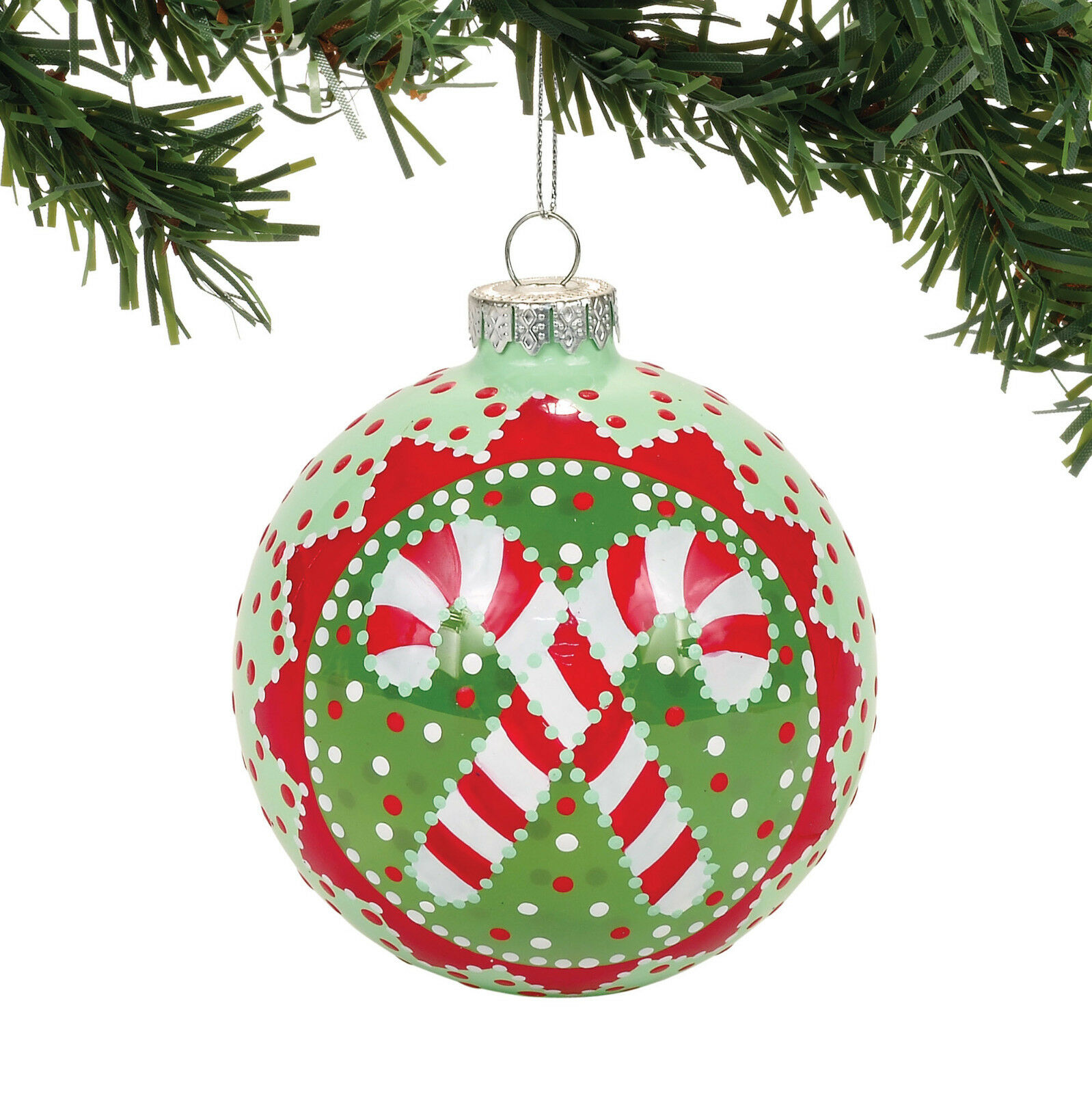 picture 1 of 1 - Candy Cane Christmas Shop