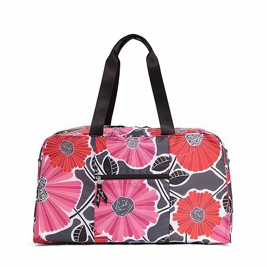 3845db03c8 item 5 NWT Authentic Vera Bradley Collapsible Duffel in Cheery Blossoms  -NWT Authentic Vera Bradley Collapsible Duffel in Cheery Blossoms
