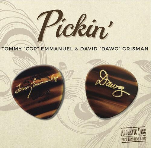 Pickin' - Tommy / Grisman,David Emmanuel (CD New)