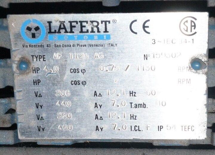 Lafert 3 Phase Brake Wiring - Auto Electrical Wiring Diagram •