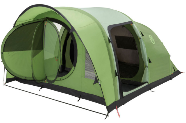 Coleman Valdes Fastpitch 4 Person Tent Inflatable Air Family C&ing Holiday  sc 1 st  eBay & Coleman Fastpitch Valdes 4 Person Air Frame Tent - Sevylor 12v ...