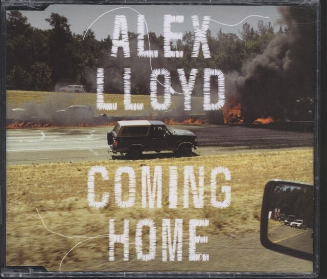 Alex Lloyd - Coming Home CD (single)