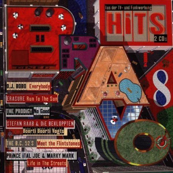 Doppel CD – Bravo Hits 8