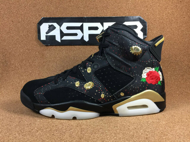 Nike Air Jordan 6 Retro CNY Chinese New Year Mens Basketball Shoes  AA2492-021