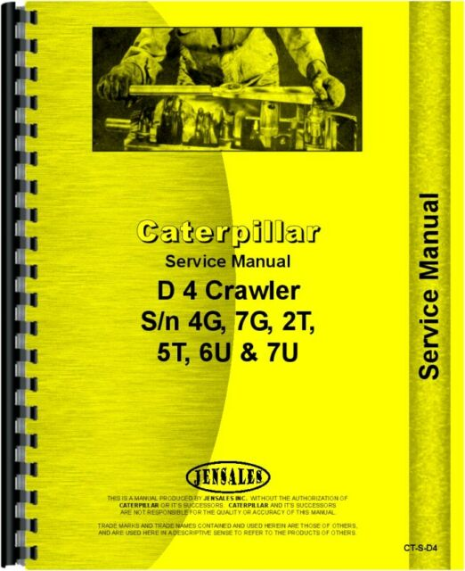 rd4 service manual browse manual guides u2022 rh trufflefries co Coal Hoppers Walthers Rd4 Caterpillar Rd4 Dozer