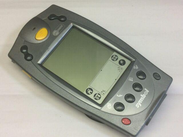 Symbol Spt1800 Trg80400 Inventory Barcode Scanner Kit Spt1800 Ebay