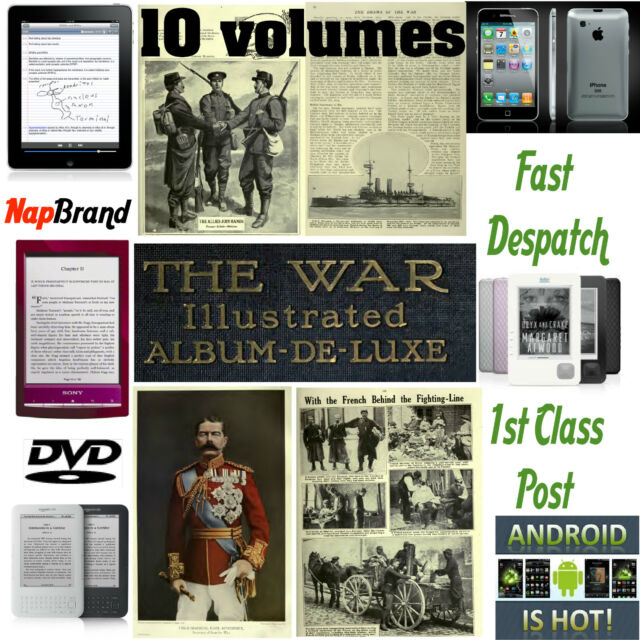 The war illustrated 10 volumes pdf ebooks 3600 pages 1000 photos the war illustrated 10 volumes pdf ebooks 3600 pages 1000 photosworld war 1 fandeluxe Gallery