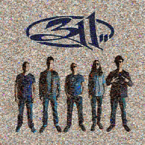 311 - Mosaic [New Vinyl LP] Digital Download