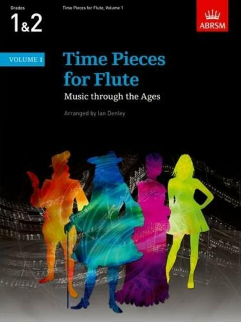 Time Pieces for Flute Volume 1 ABRSM - Same Day P+P