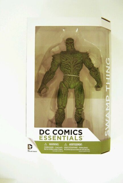 DC Comics Essentials SWAMP THING Action Figure UK Seller