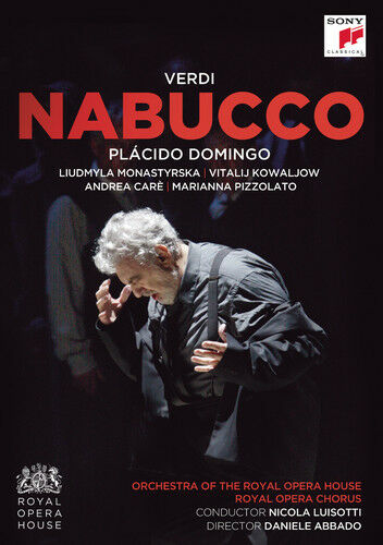 Verdi: Nabucco (2015, Blu-ray NEW)