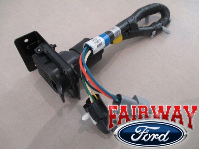 94 95 96 97 ford f 150 f 250 f 350 super duty bronco trailer wiring rh ebay com 97 ford ranger wiring harness 1997 ford ranger wiring harness