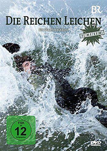 DVD *  DIE REICHEN LEICHEN - EIN STARNBERG KRIMI  # NEU OVP %