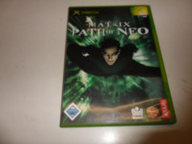 XBox  Matrix: The Path of Neo (4)