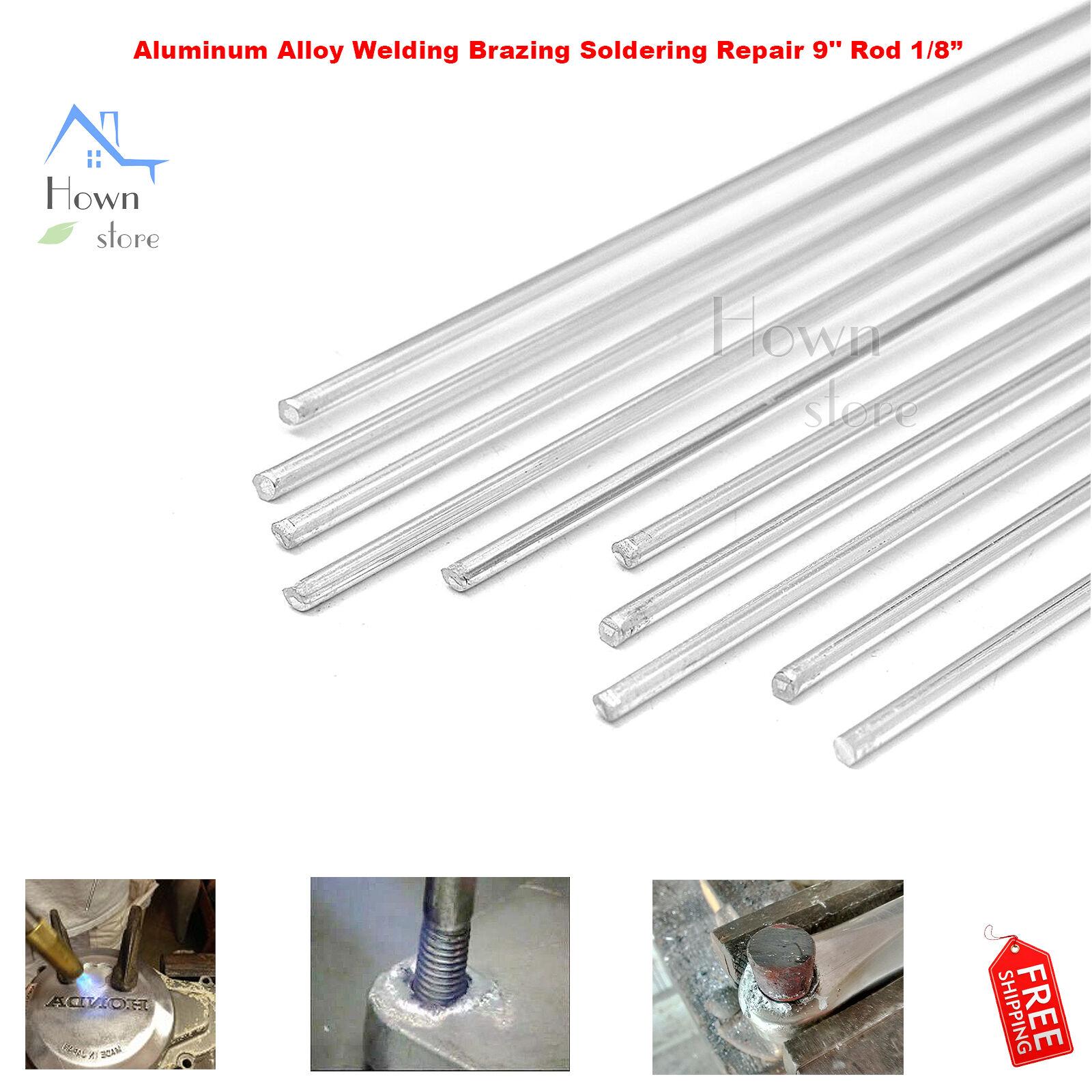 Alloy Aluminum Welding Brazing Soldering Repair 9\