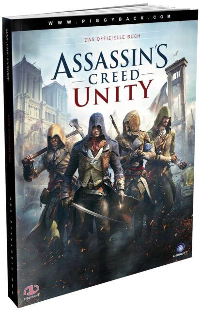 Assasins Creed Unity ( Das Offizielle Lösungsbuch ) NEU
