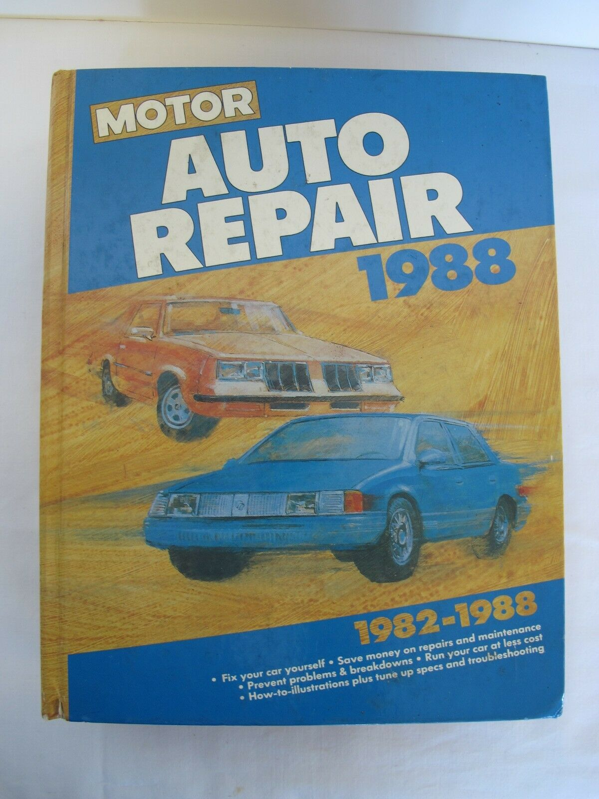 Motor Auto Repair Manual 51st Edition 1982 1988 Automotive 1986 Lincoln Town Car Electrical And Vacuum Troubleshooting Norton Secured Powered By Verisign