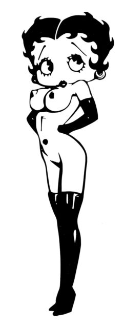 Know, you Betty boop interactive nude photo