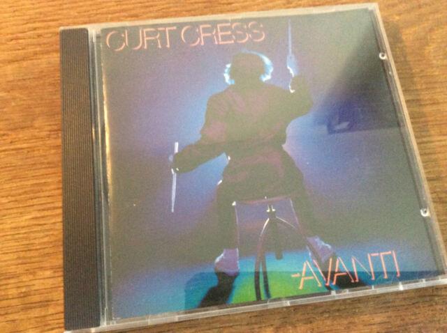 Curt Cress -  Avanti  [CD Album] 1987 Drums Schlagzeug