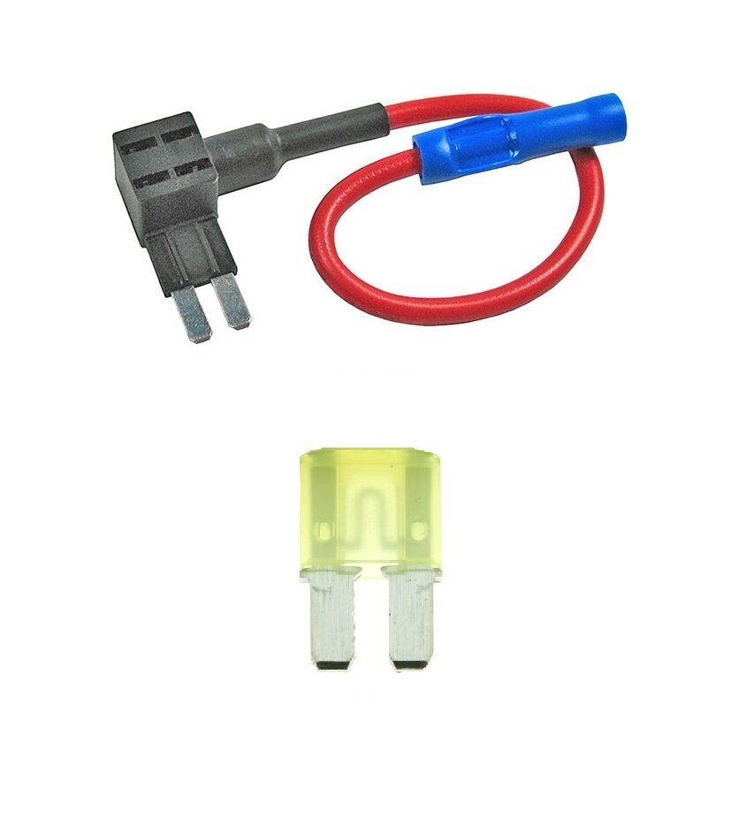 Add On Automotive Fuse Box Schematic Diagrams Adding To Micro 2 Blade Atr Plug A Circuit Block Extension 20a Glove