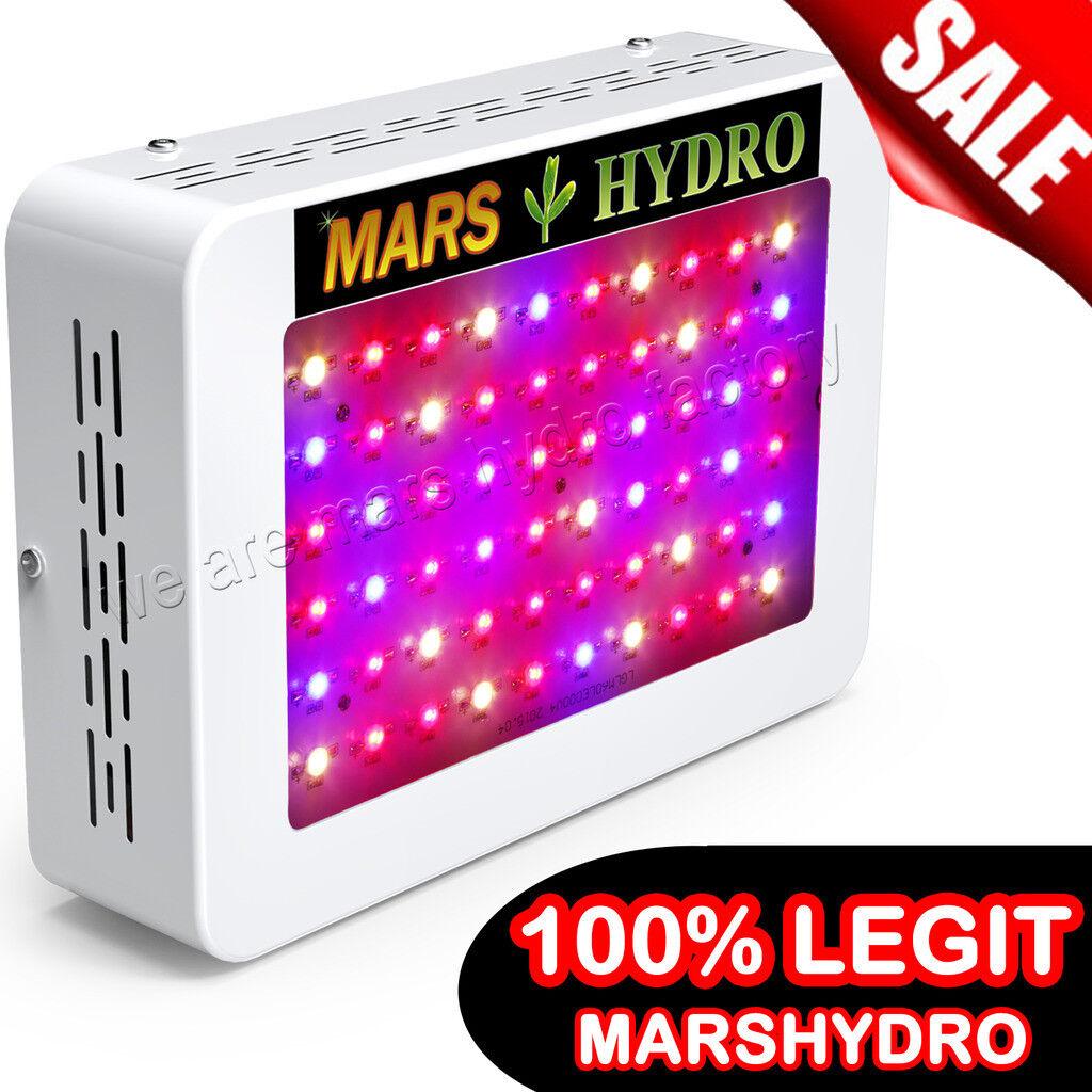 LED Grow Light: Hydroponics & Seed Starting | eBay