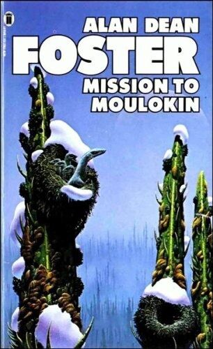 Mission to Moulokin by Alan Dean Foster (NEL Paperback, 1980)