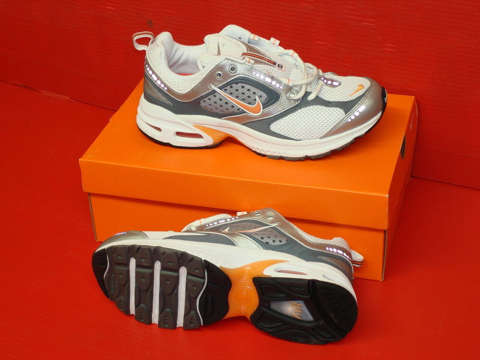 Nike Air Max Mens Gray Black Red Sneakers  3127041