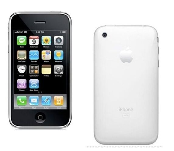 Apple Iphone 3GS - 16GB - White (Unlocked) Smartphone Cell Phone
