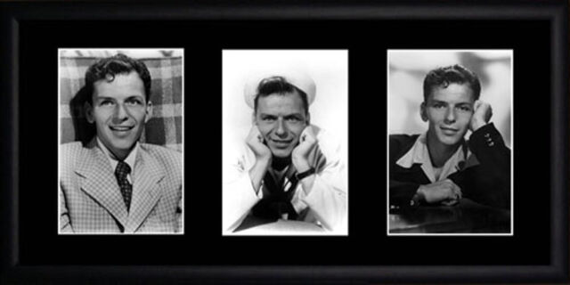 Frank Sinatra Framed Photographs Pb0064 | eBay