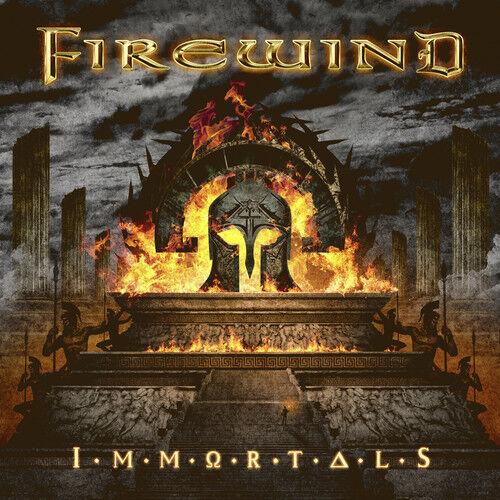 Firewind - Immortals [New Vinyl] Red