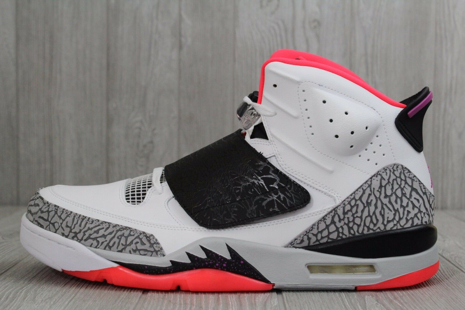 Nike Air Jordan Son of Mars Hot Lava Basketball Shoes 512245 105