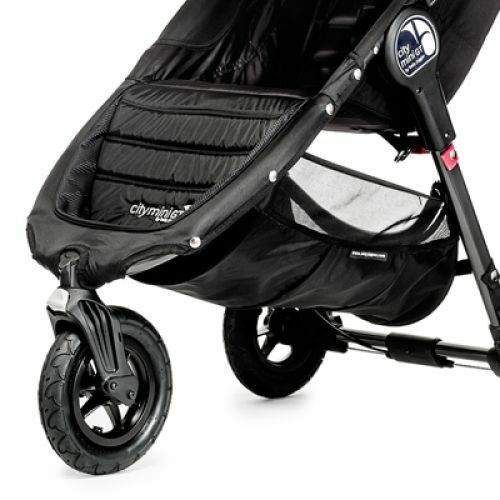 Front Wheel for Baby Jogger City Mini GT Single and Double Strollers ...