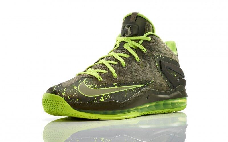 NEW Nike LeBron XI Dunkman Version Basketball Shoes Size 13 MSRP 0