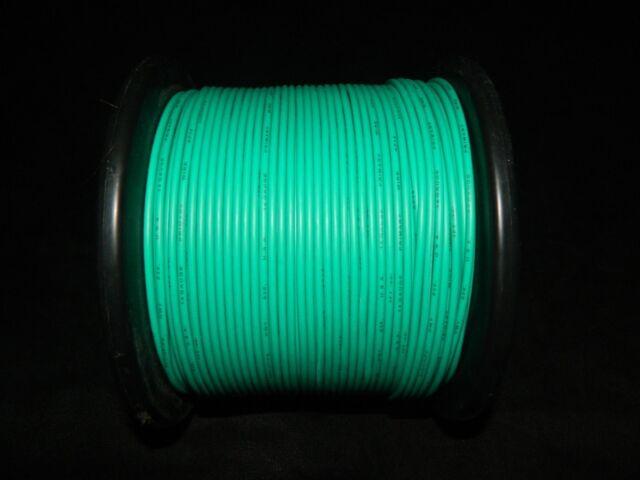 Audiopipe 14 Gauge 500ft Primary Wire Green per EA | eBay
