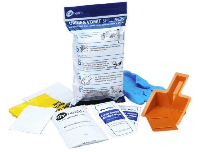 GV Health Vomit and Urine Spill Pack