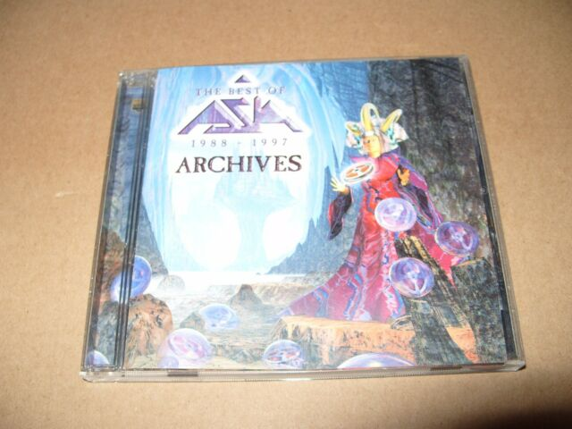 ASIA ARCHIVES 1988 - 1997 The Best Of 2000 cd Ex / Near Mint Condition