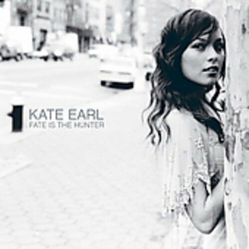 Kate Earl - Fate Is the Hunter [New CD]