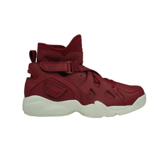 Nike Air Unlimited David Robinson Noble Red Men's 8