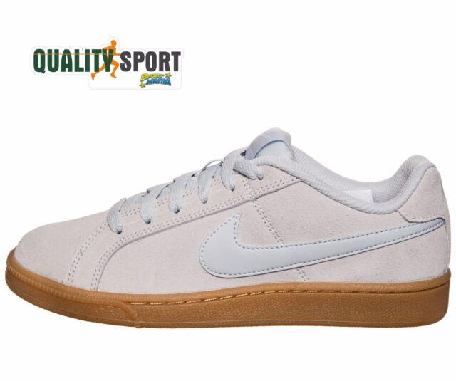 TG.39 Nike Wmns Court Royale Suede Scarpe da Ginnastica Donna