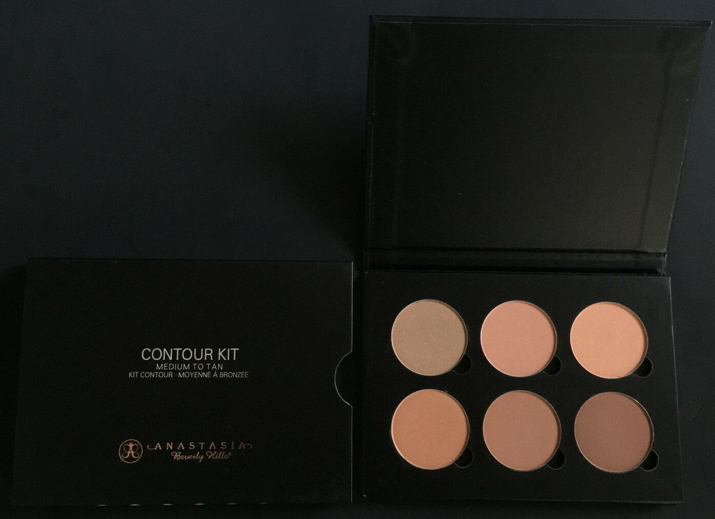 anastasia beverly hills contour book for sale. picture 1 of 5 anastasia beverly hills contour book for sale