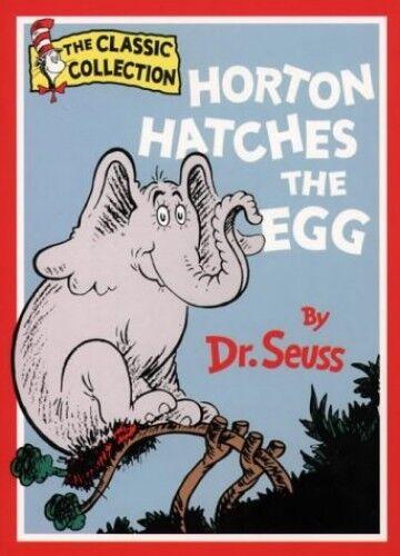 Horton Hatches the Egg (Dr. Seuss Classic Collection), Seuss, Dr. 0001957406