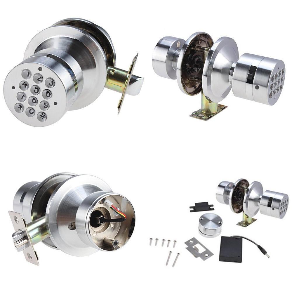Sohomill Door Knobs YL 99 Keyless Electronic Keypad Lock ...