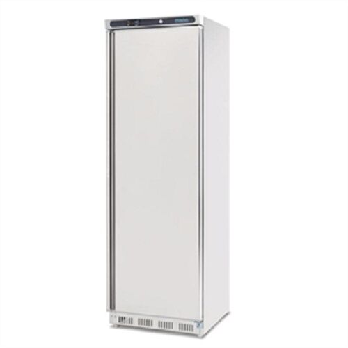 Polar Single Door Stainless Steel Freezer 365 Ltr  Catering CD083 Catering