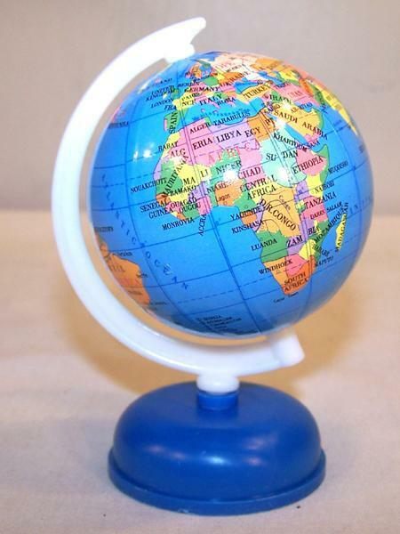 2 small world globes on stand fund raiser earth globe map countrys 2 small world globes on stand fund raiser earth globe map countrys maps new gumiabroncs Choice Image