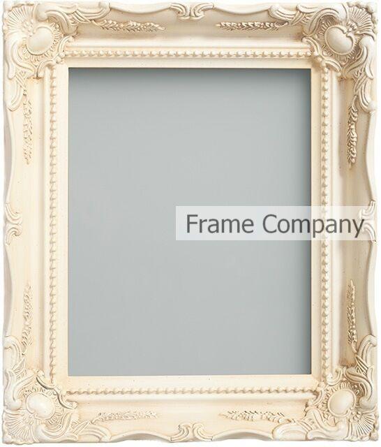 Frame Company Langley Range Swept Ornate Vintage Picture Frames 10x8 ...